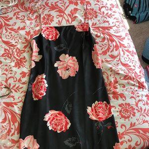 NWOT Victoria secret satin nightgown L